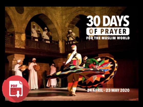 30 Days of Prayer for the Muslim World (PDF)