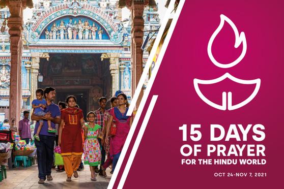 15 Days Of Prayer For The Hindu World 2021