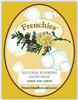 Cedar and Lemon FHS label