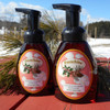 Winter Berry Pine Natural Foaming Hand Soap Two Pack Special