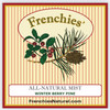 Winter Berry Pine Mist label