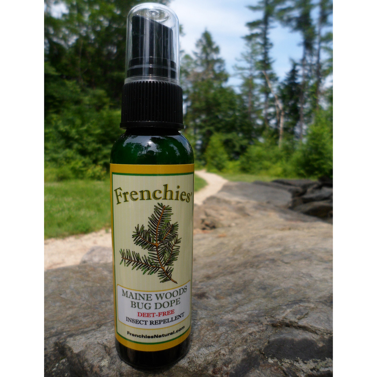 Natural Insect Repellent Made In Maine For Mosquitoes Biting Insects