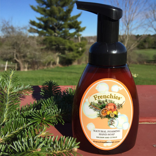 Balsam and Citrus Natural Foaming Hand Soap