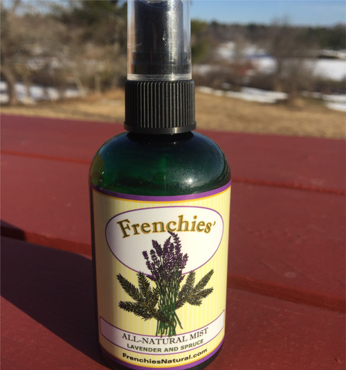 Lavender and Spruce Mist