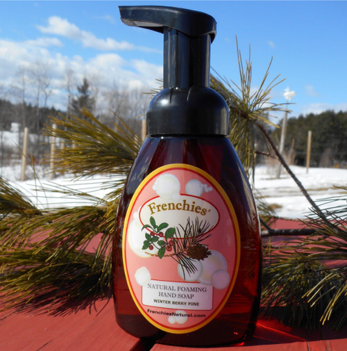 Winter Berry Pine Foaming Hand Soap