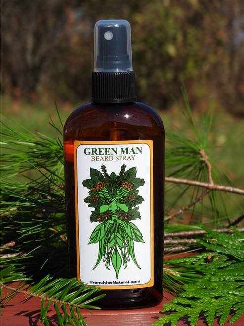 Green Man Beard Spray