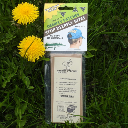 Stop Deerfly Patches