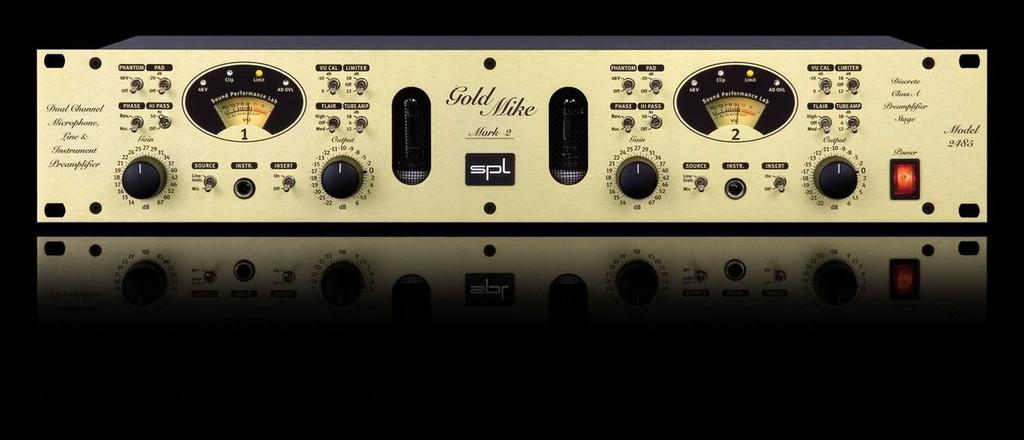 SPL GOLDMIKE MK2