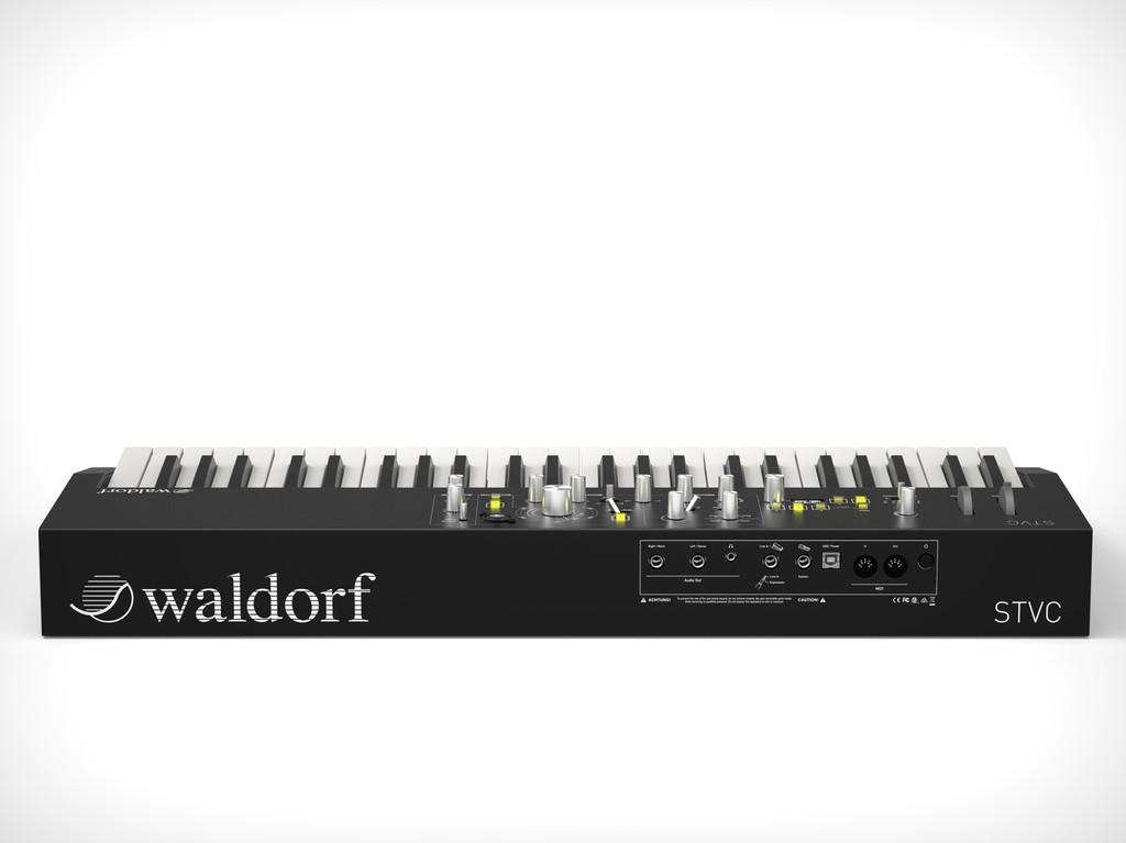 WALDORF STVC String Synth with Vocoder