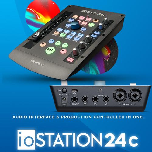 ioSTATION24c arrives