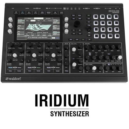 Waldorf announces IRIDIUM