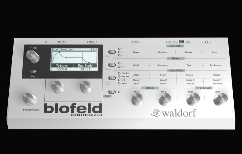 Link Audio to distribute Waldorf
