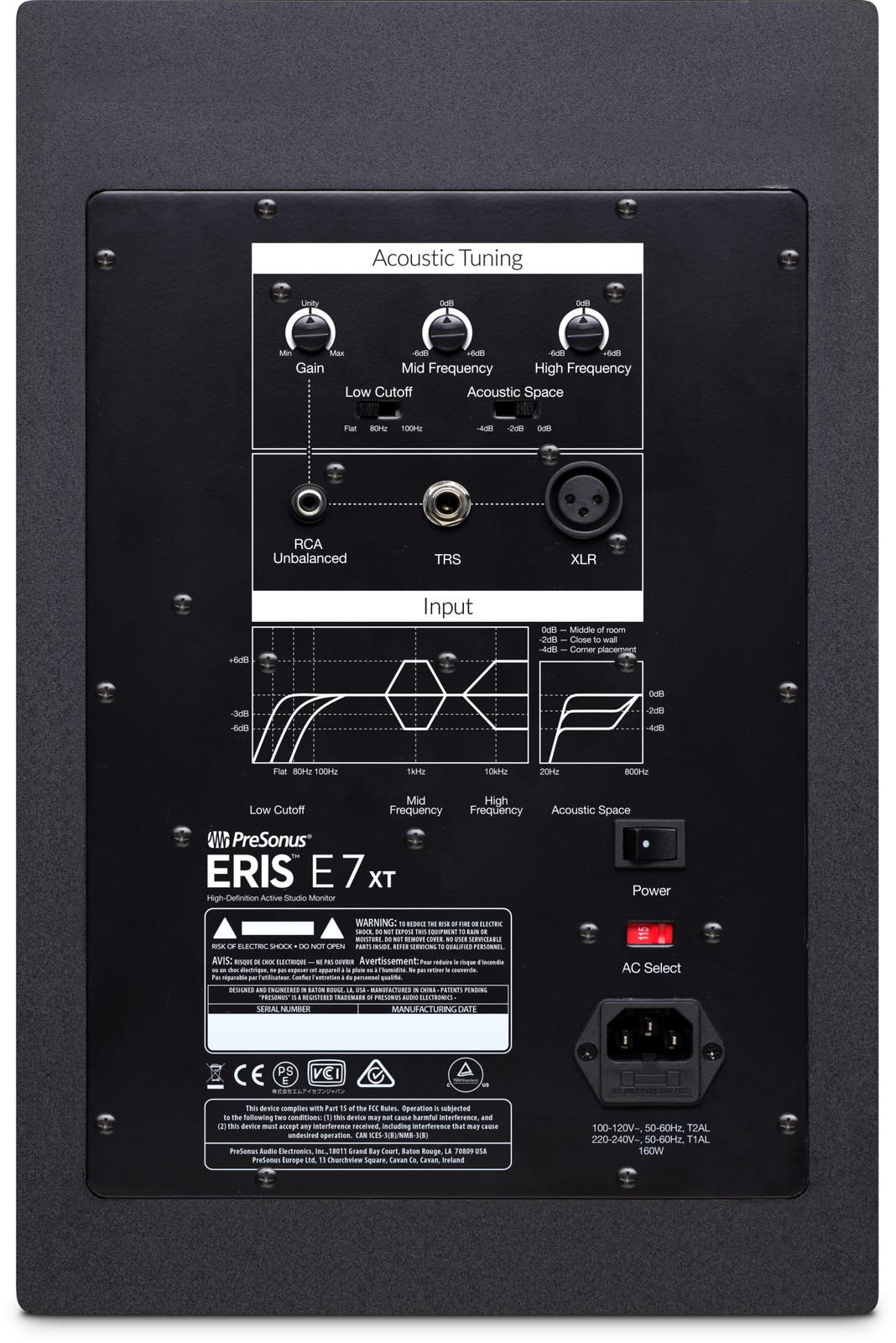 ERIS E7XT (PAIR)