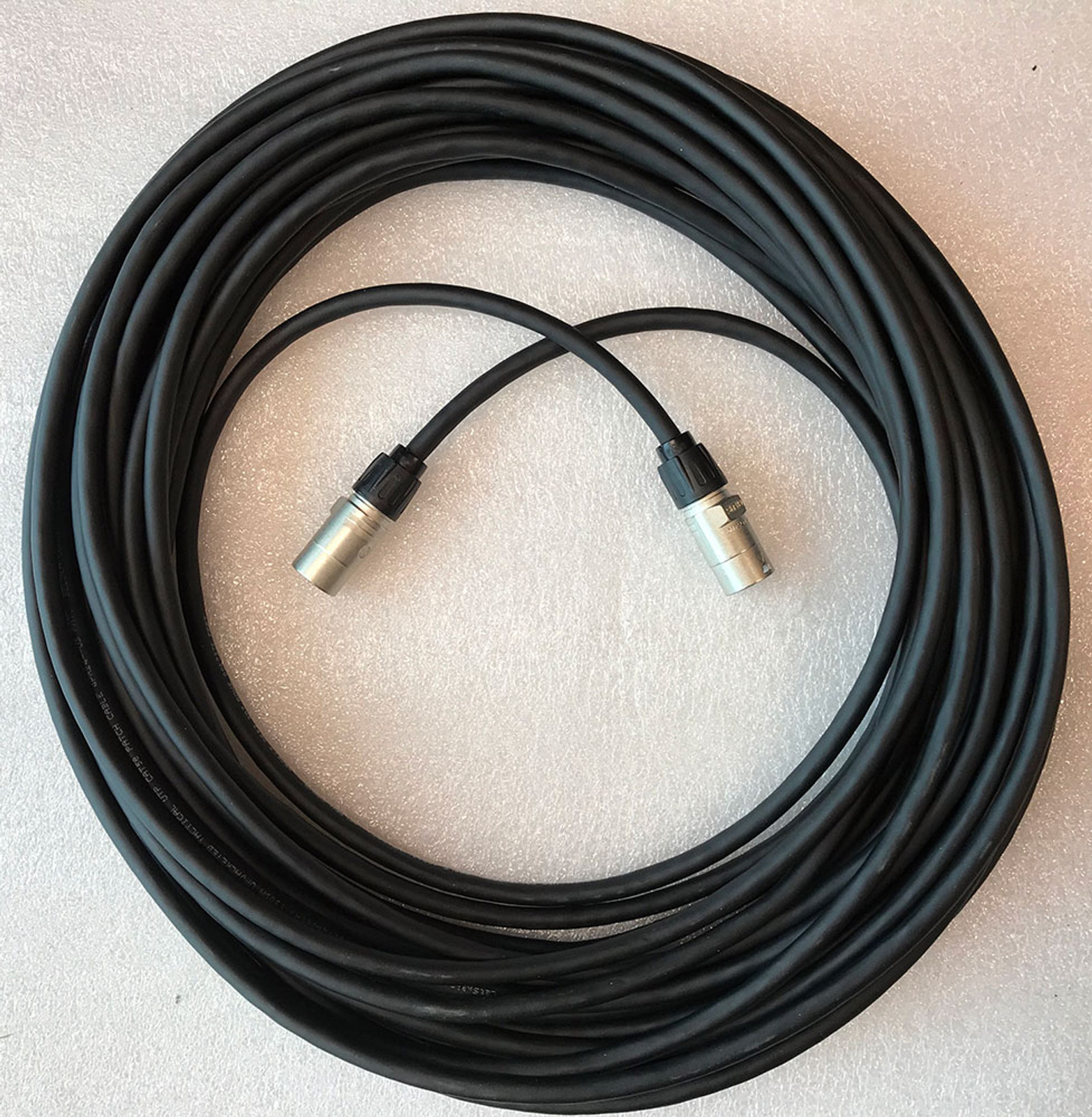 Belden 60 metre premium unshielded digital snake Cat5E cable. Neutrik ethercon connectors