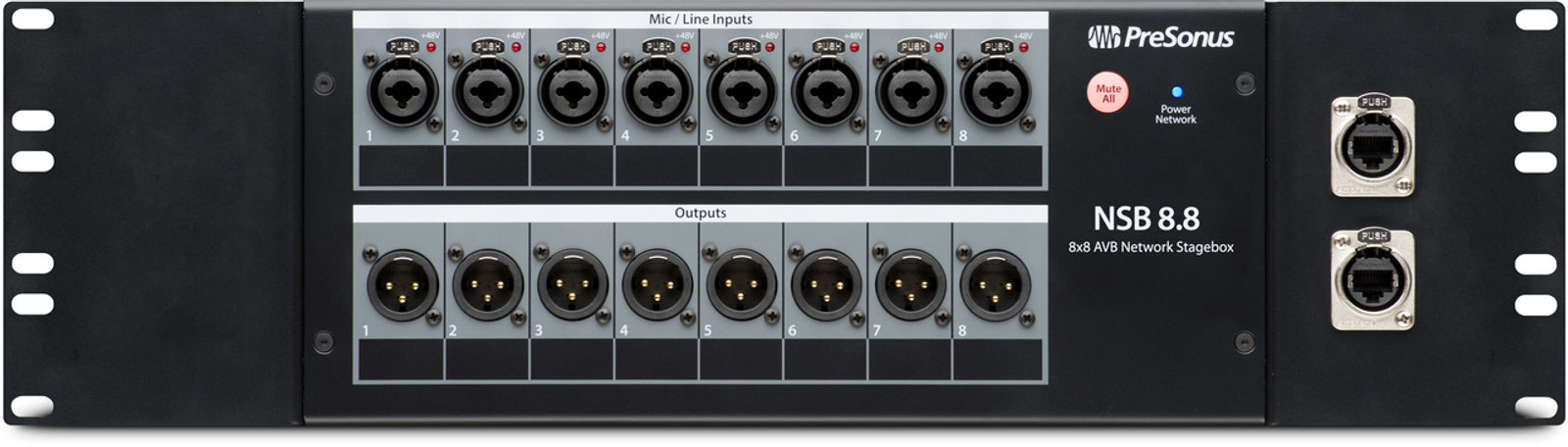 Optional rack ear kit