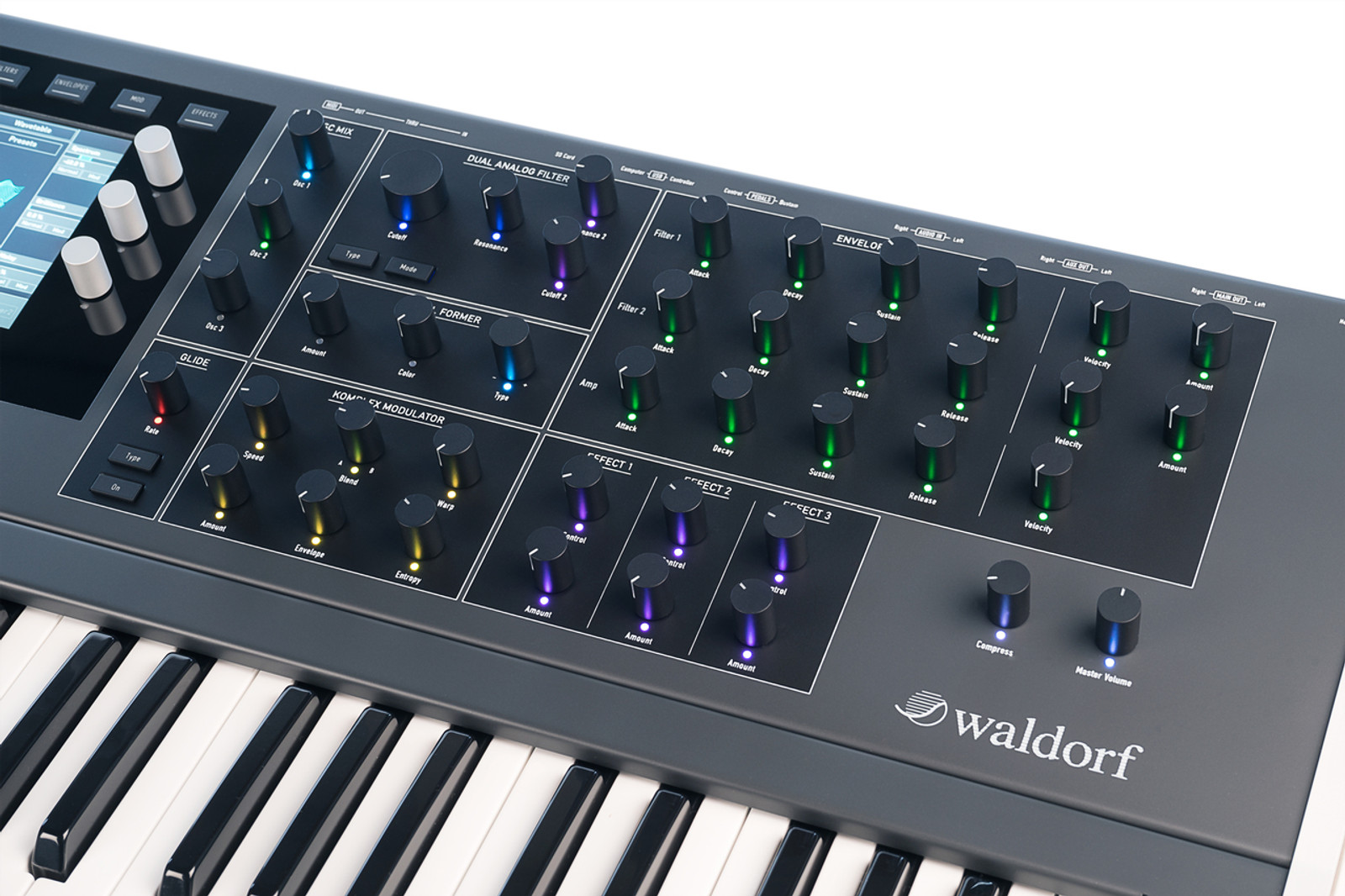 WALDORF QUANTUM Synthesizer