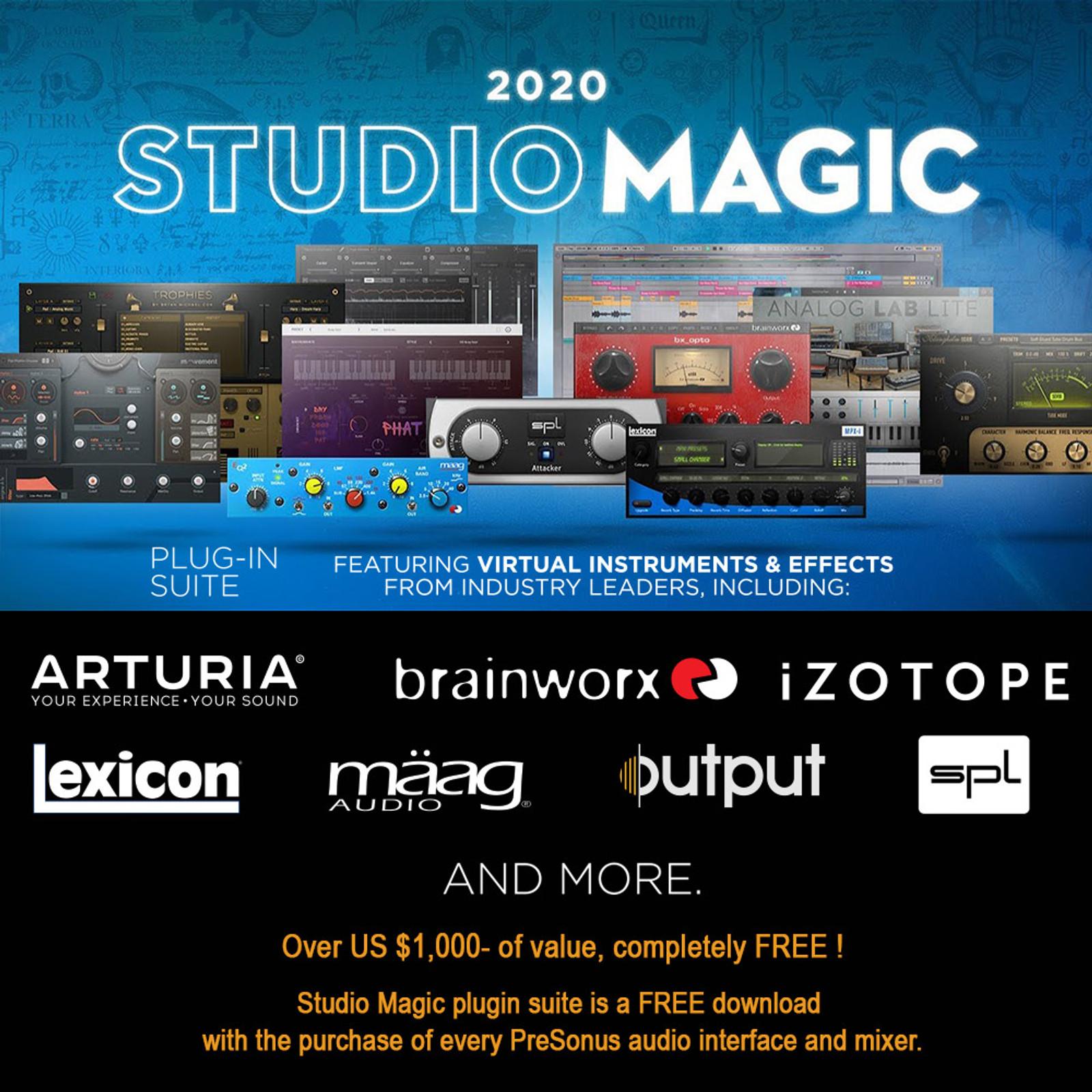 AUDIOBOX STUDIO ULTIMATE BUNDLE