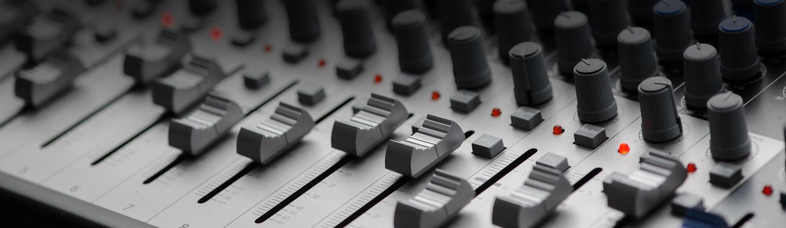 Analogue Mixers