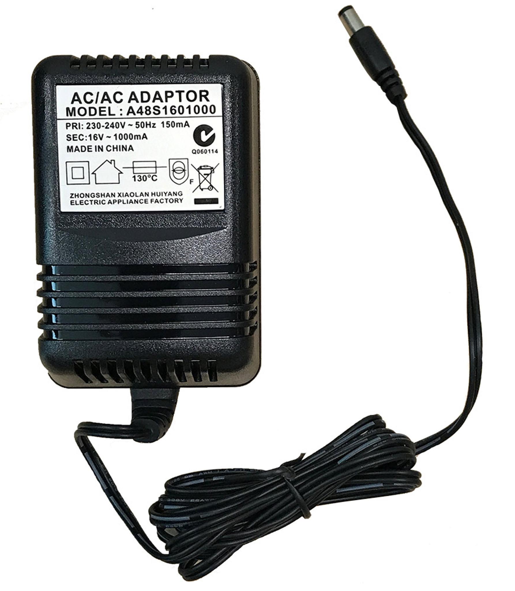 AC Adapter Power Supply for PreSonus Studio Channel
