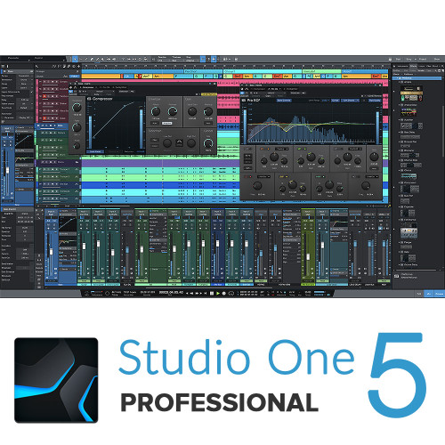 Studio One 5 Professional Digital download