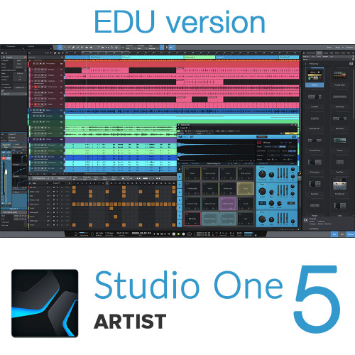 Studio One 5 EDU Artist Digital Download
