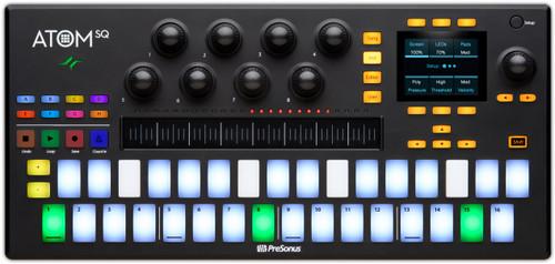 ATOM SQ - Hybrid Keyboard & Pad Controller
