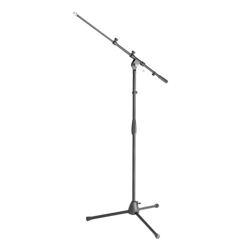 ADAM HALL MIC STAND WITH BOOM ARM