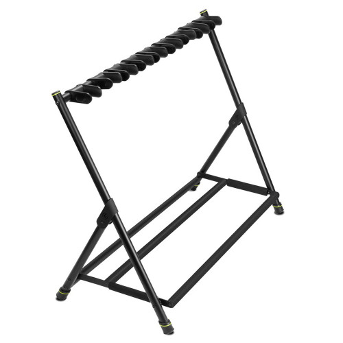 GRAVITY GGSMG09 VARI®G9 GUITAR STAND FOR 9 INSTRUMENTS