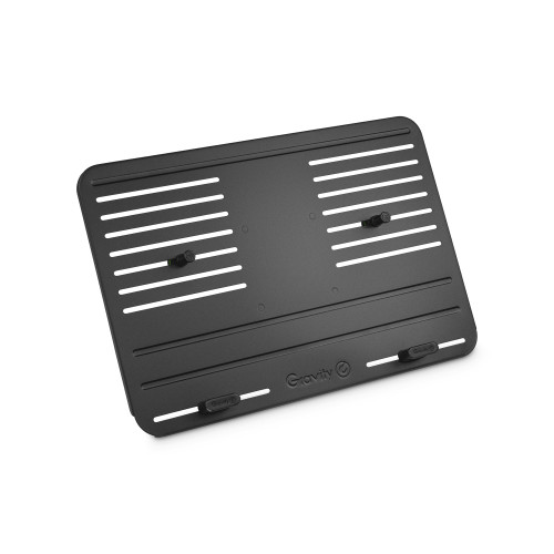 GRAVITY GLTSTRAY1 LAPTOP TRAY WITH ADJUSTABLE HOLDING PINS