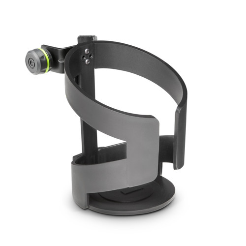 GRAVITY GMADRINKL LARGE DRINK HOLDER FOR MICROPHONE STANDS
