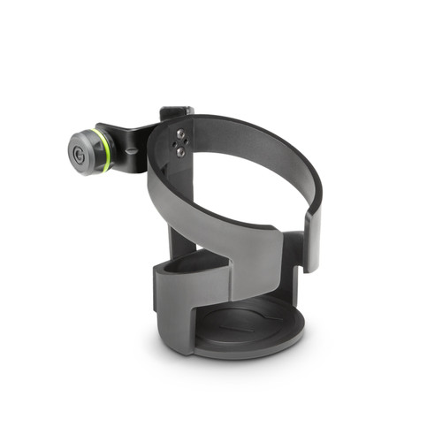 GRAVITY GMADRINKM MEDIUM DRINK HOLDER FOR MICROPHONE STANDS