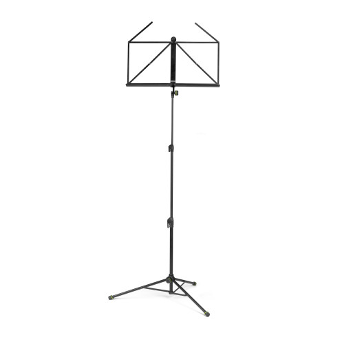 GRAVITY GNS441B FOLDING MUSIC STAND WITH CARRY BAG
