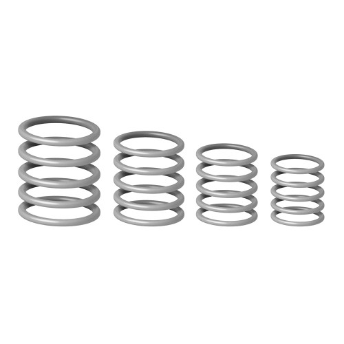 GRAVITY GRP5555GRY1 UNIVERSAL RING PACK CONCRETE GREY