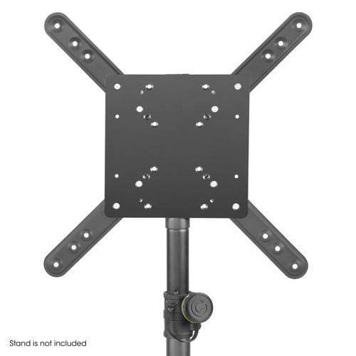 GRAVITY 35MM POLE MOUNT LCD TV MONITOR BRACKET