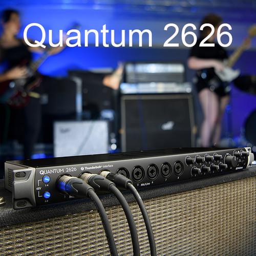 NEW PreSonus Quantum 2626