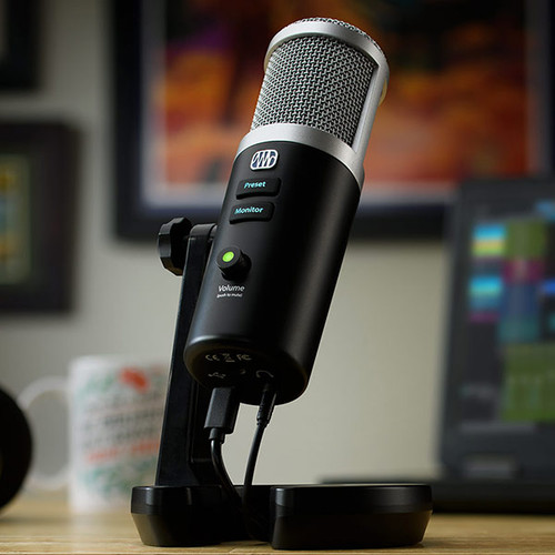 REVELATOR - USB-C mic with loopback