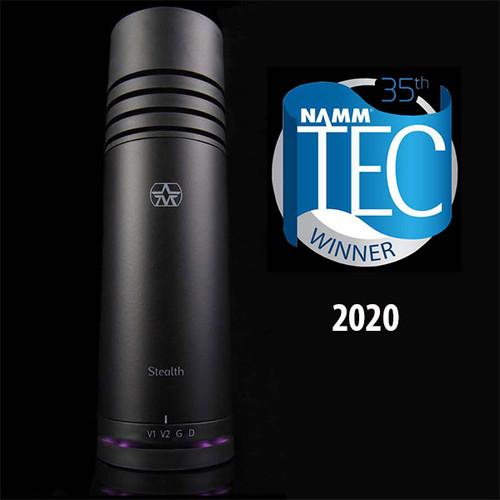 Aston Stealth wins 2020 TEC Award