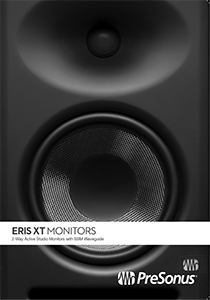 Eris XT Studio Monitors