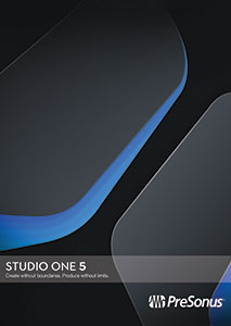 Studio One 5 Brochure