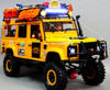 RC4WD 1/10 LAND ROVER DEFENDER 110 CAMEL TROPHY Team UK 4X4 W/ WINCH *RTR*