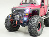 heavy duty aluminum suspension and bumpers
