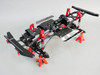 RC Jeep 4 door rolling chassis.