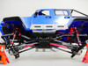RC Chassis low profile for Jeep Wrangler.