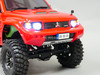RC  PAJERO W/ Front + rear LED Lights