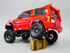 4 link suspension for best crawling performance