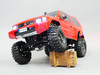4 link suspension for best Rock crawling performance