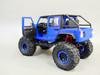 Scale rc Jeep interior