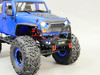 All metal front bumper for rc Jeep