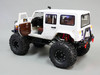 rc jeep with full scale interior