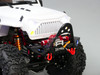 Rc World custom Jeep with dual motor electric winch